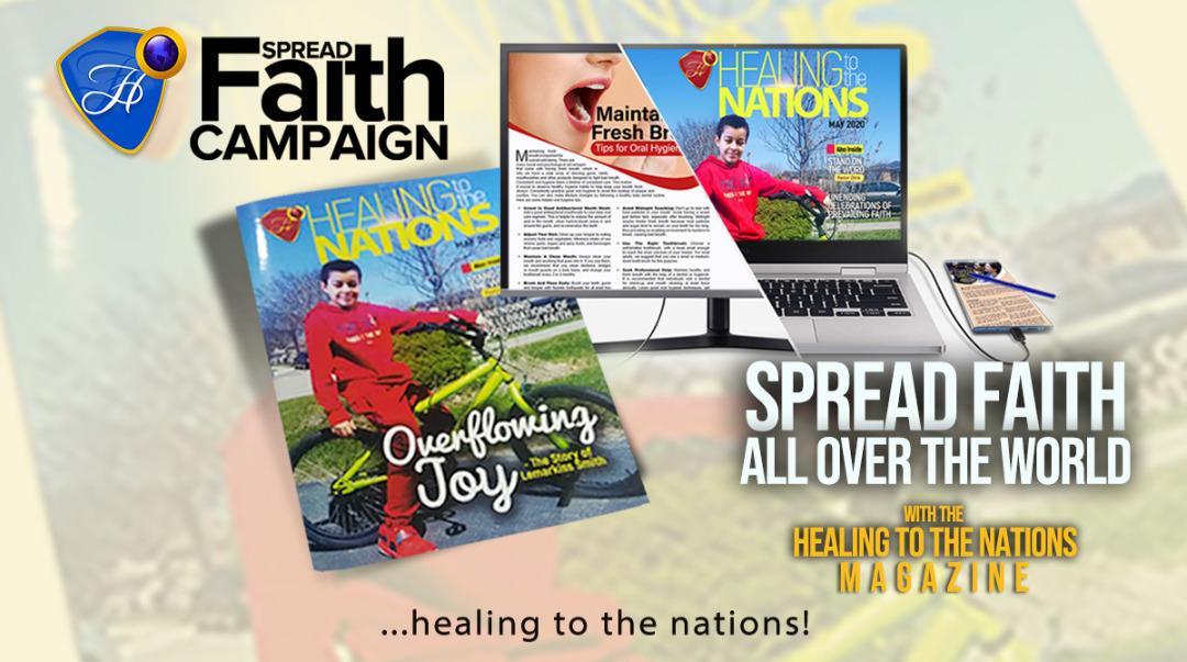Spread Faith via https://bit.ly/34Ev0wI &