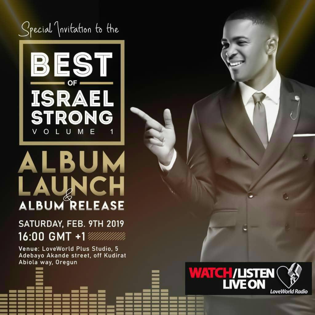 'Best Of Israel Strong' Album