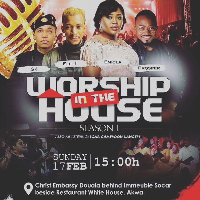 #worshipinthehouseseason1 #withseason1 #cedla #ced