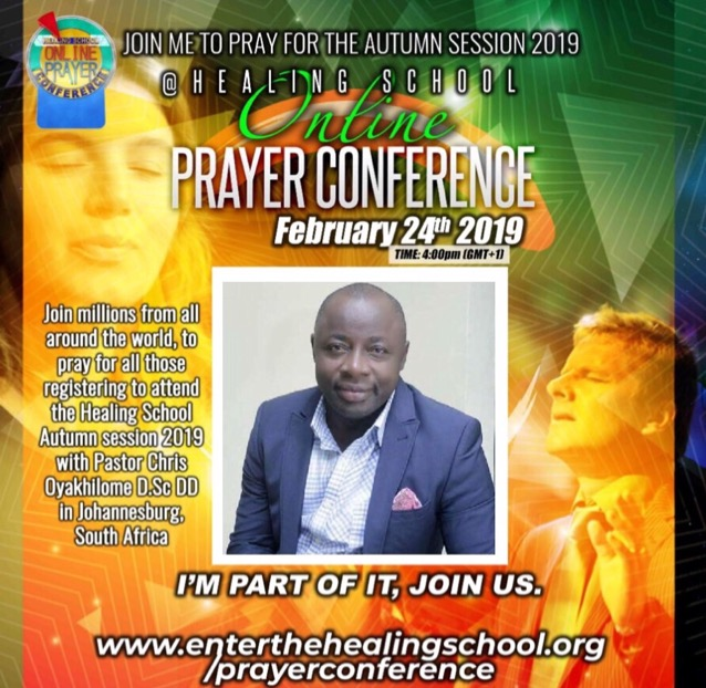 Join millions to pray and