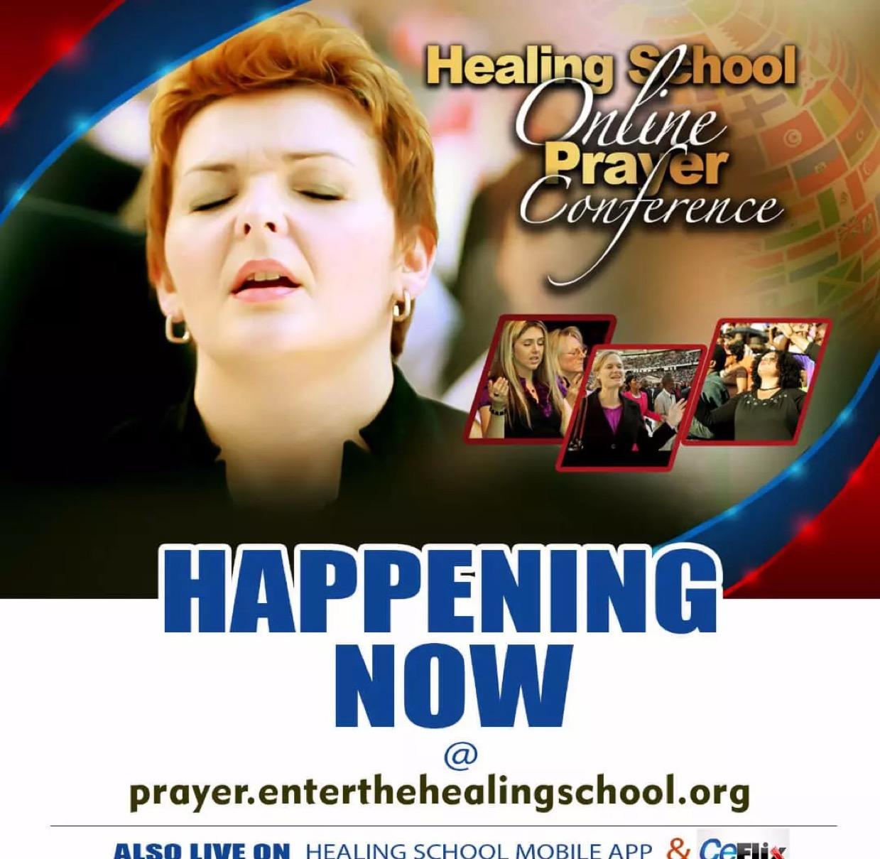 #HSPC! Happening now The Healing