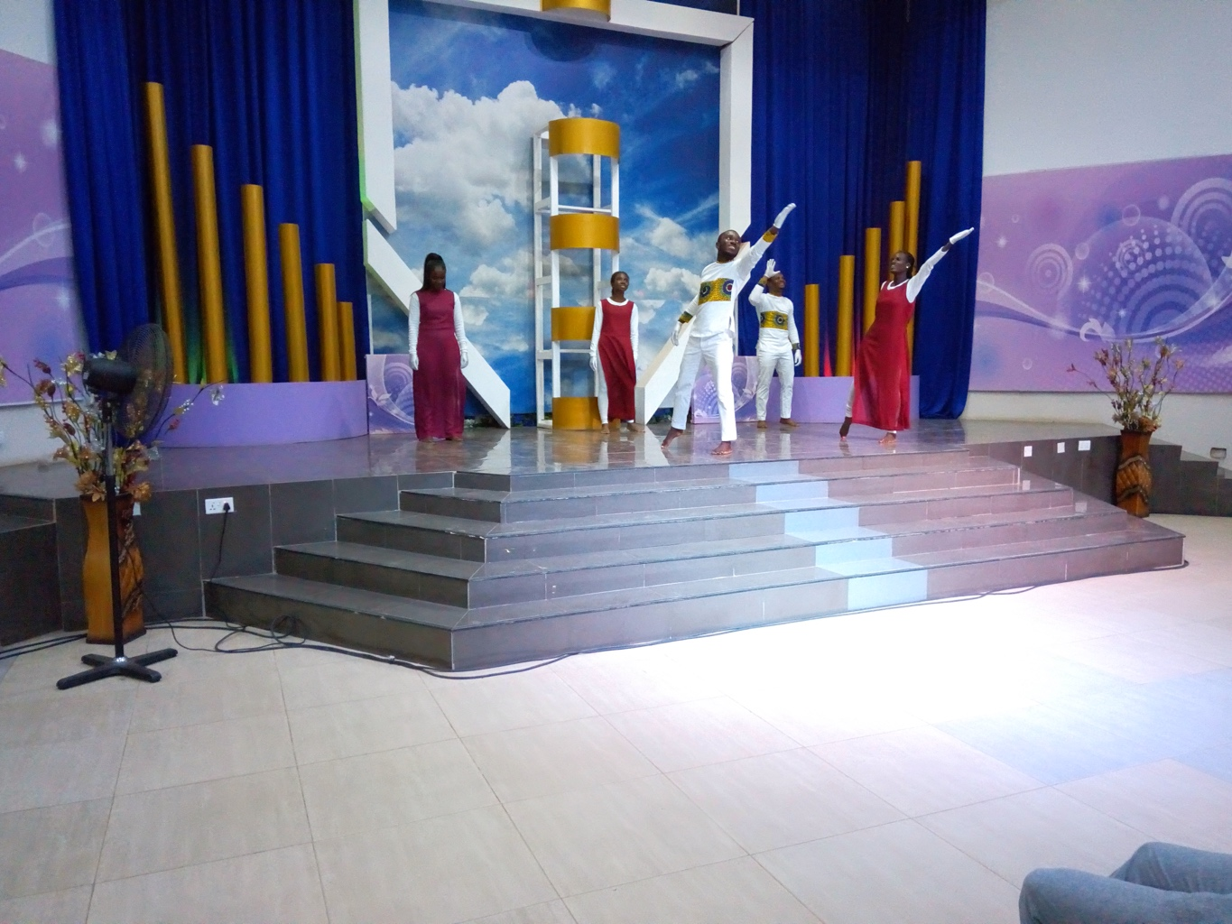 Dancing in the HolyGhost #PIAD