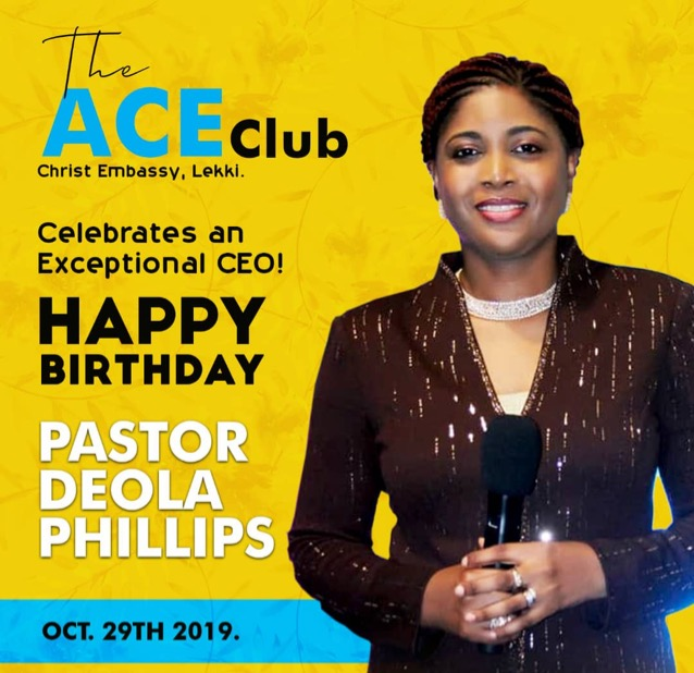 The ACE Club of Christ