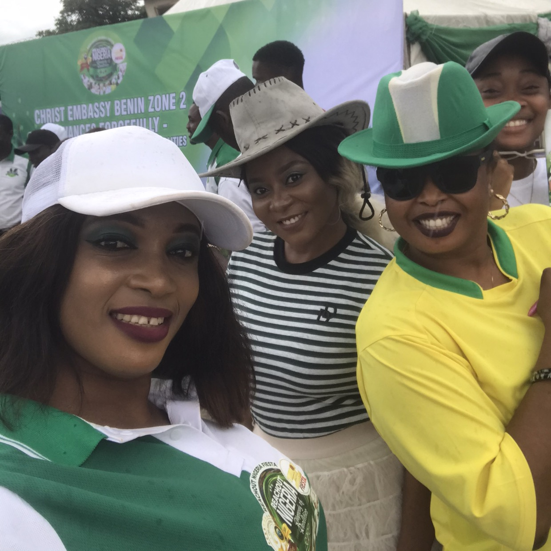 Celebrating Nigeria with Rhapsody of