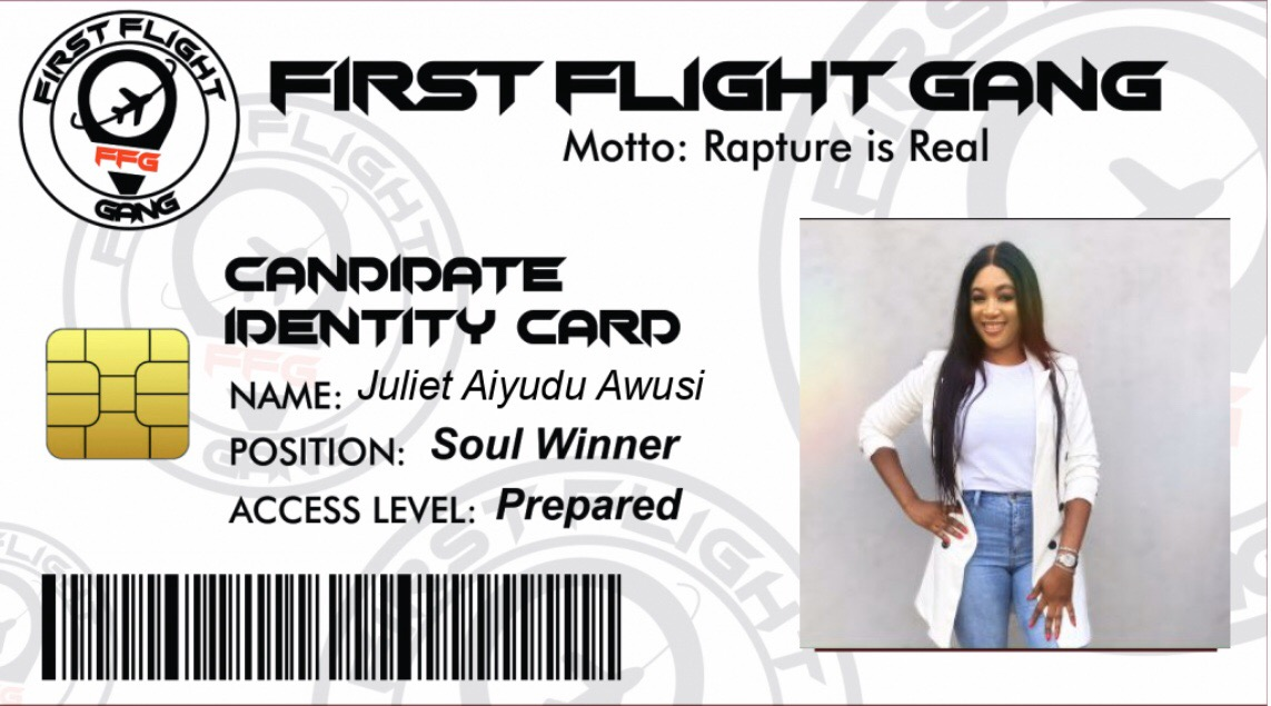 Download your FIRST FLIGHT GANG
