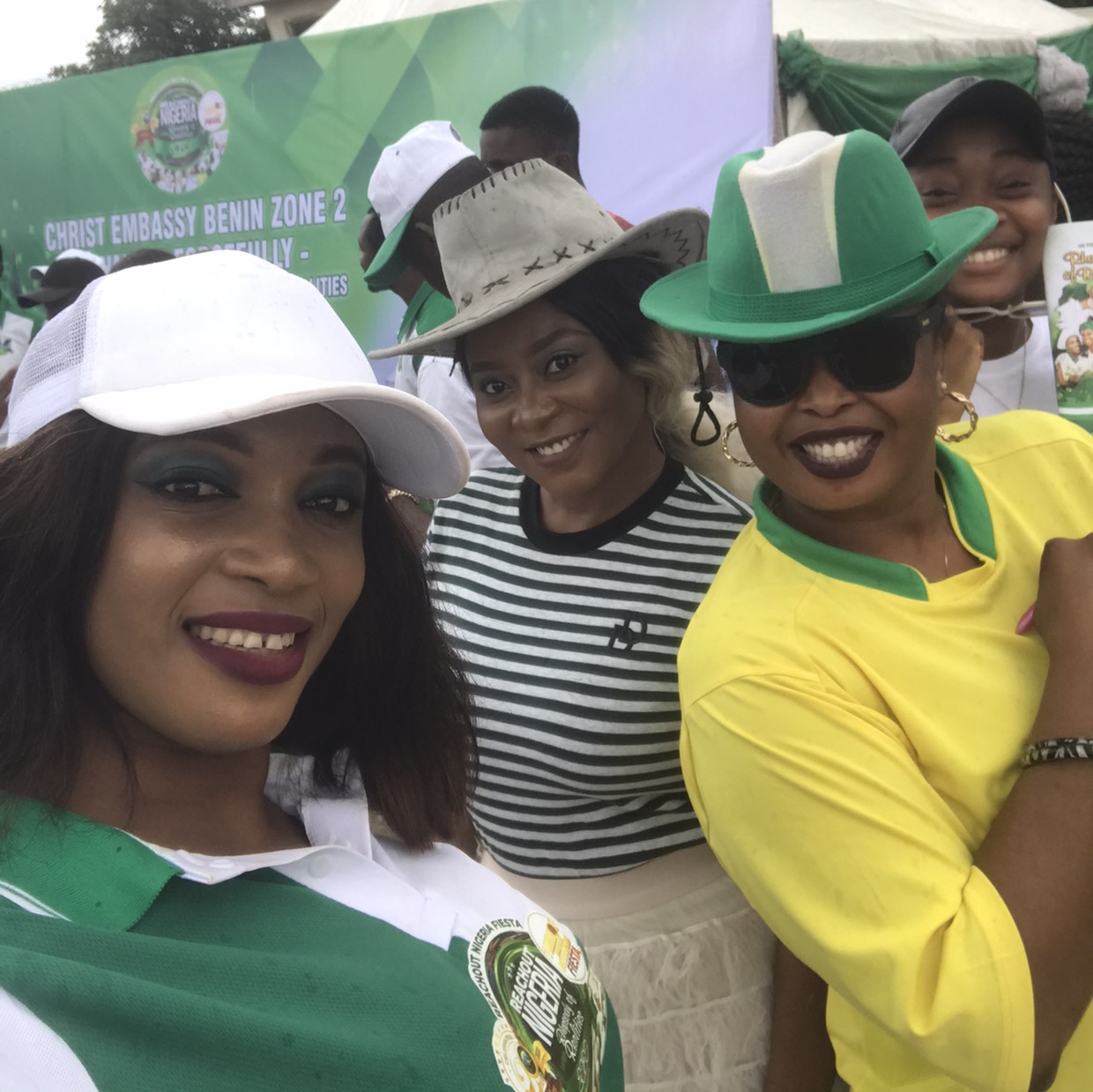 Celebrating Nigeria with Rhapsody of