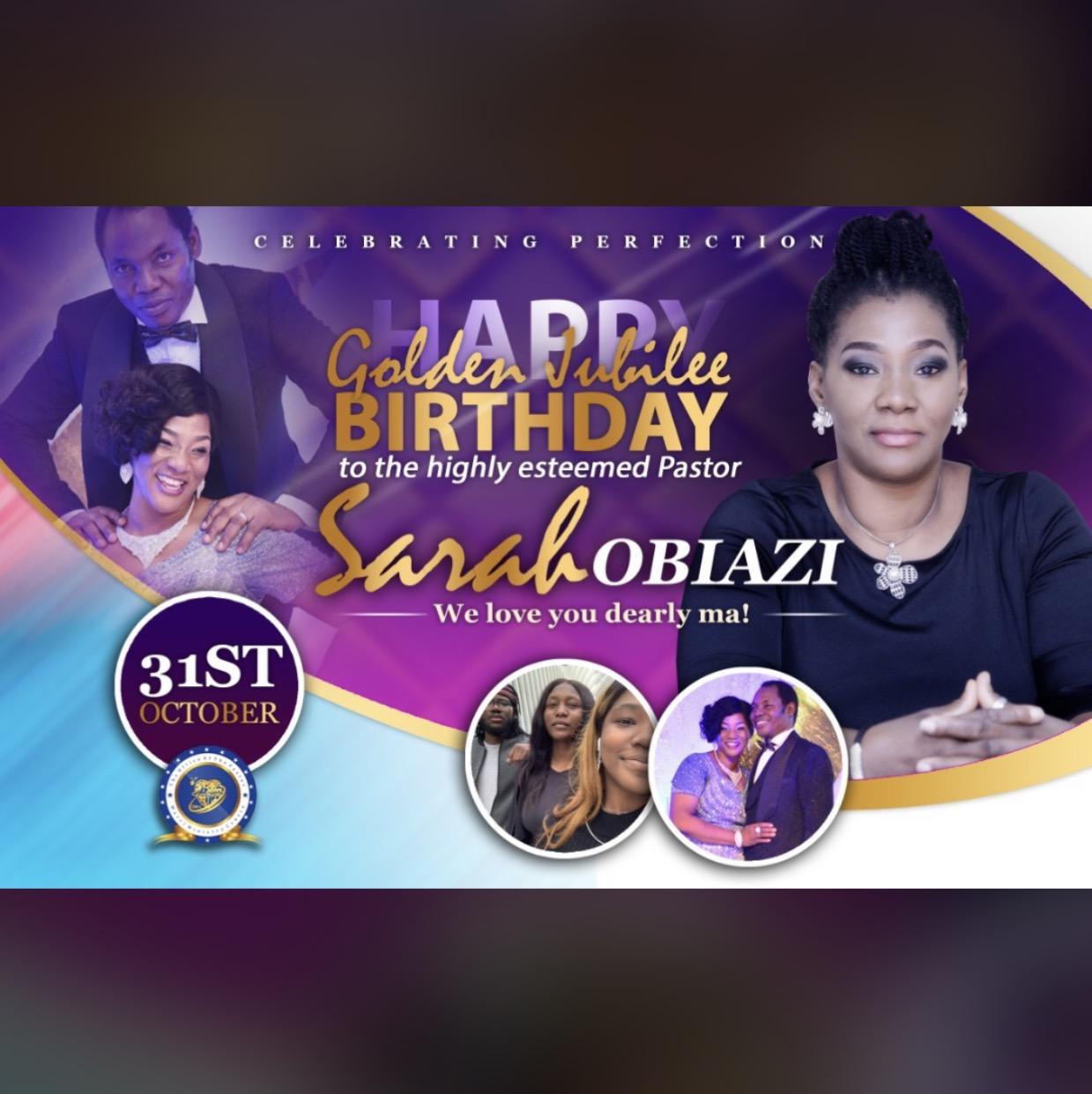 Celebrating God's Special
