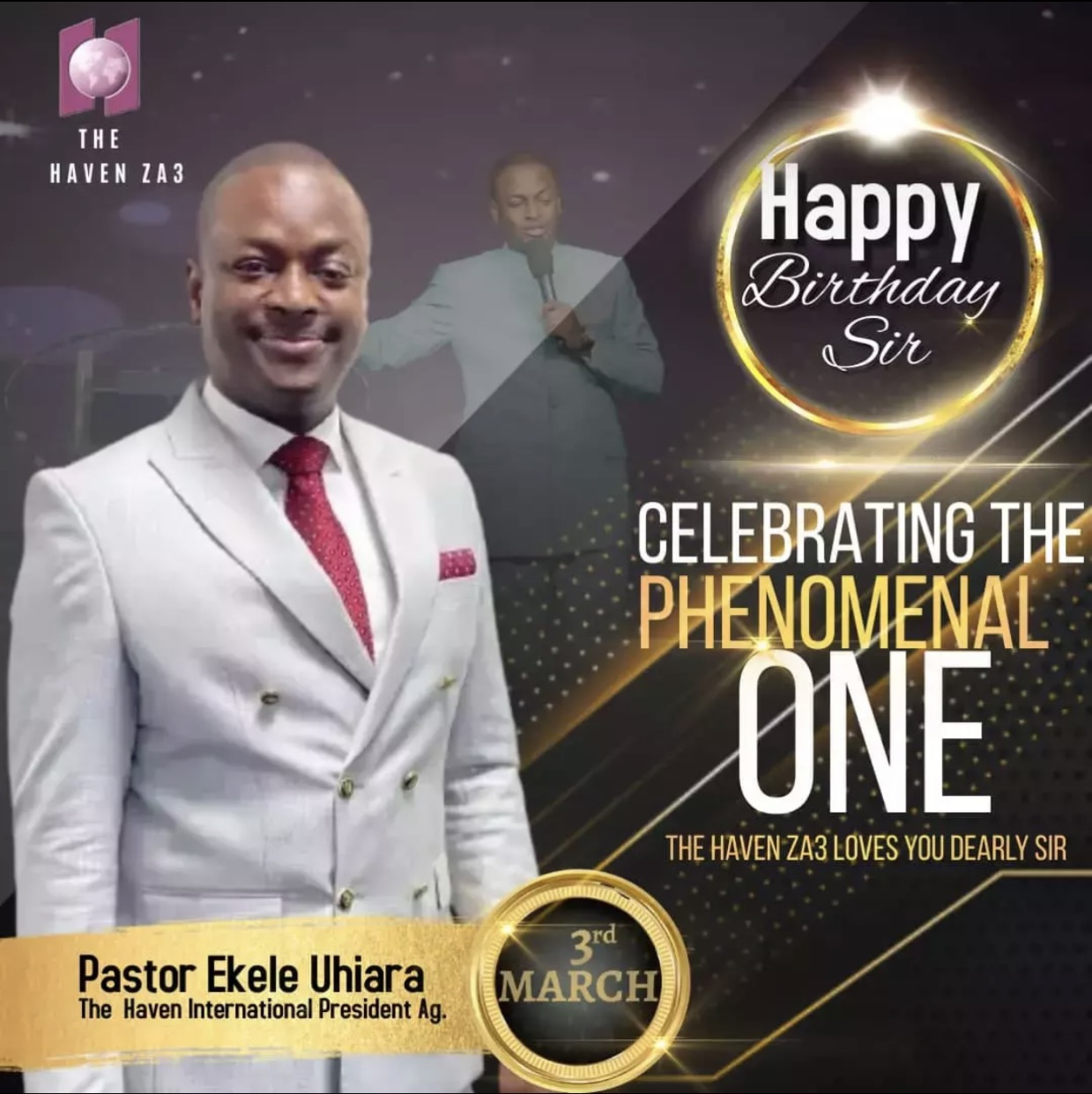Celebrating God's Perfection and Grace