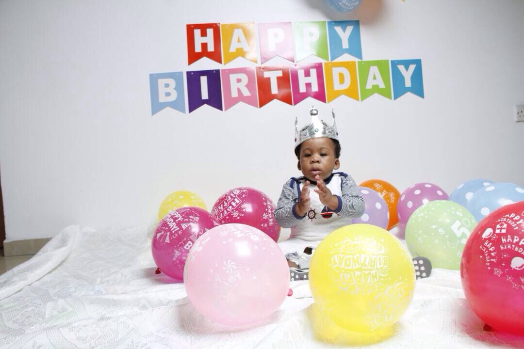 Happy 1 Year Birthday to
