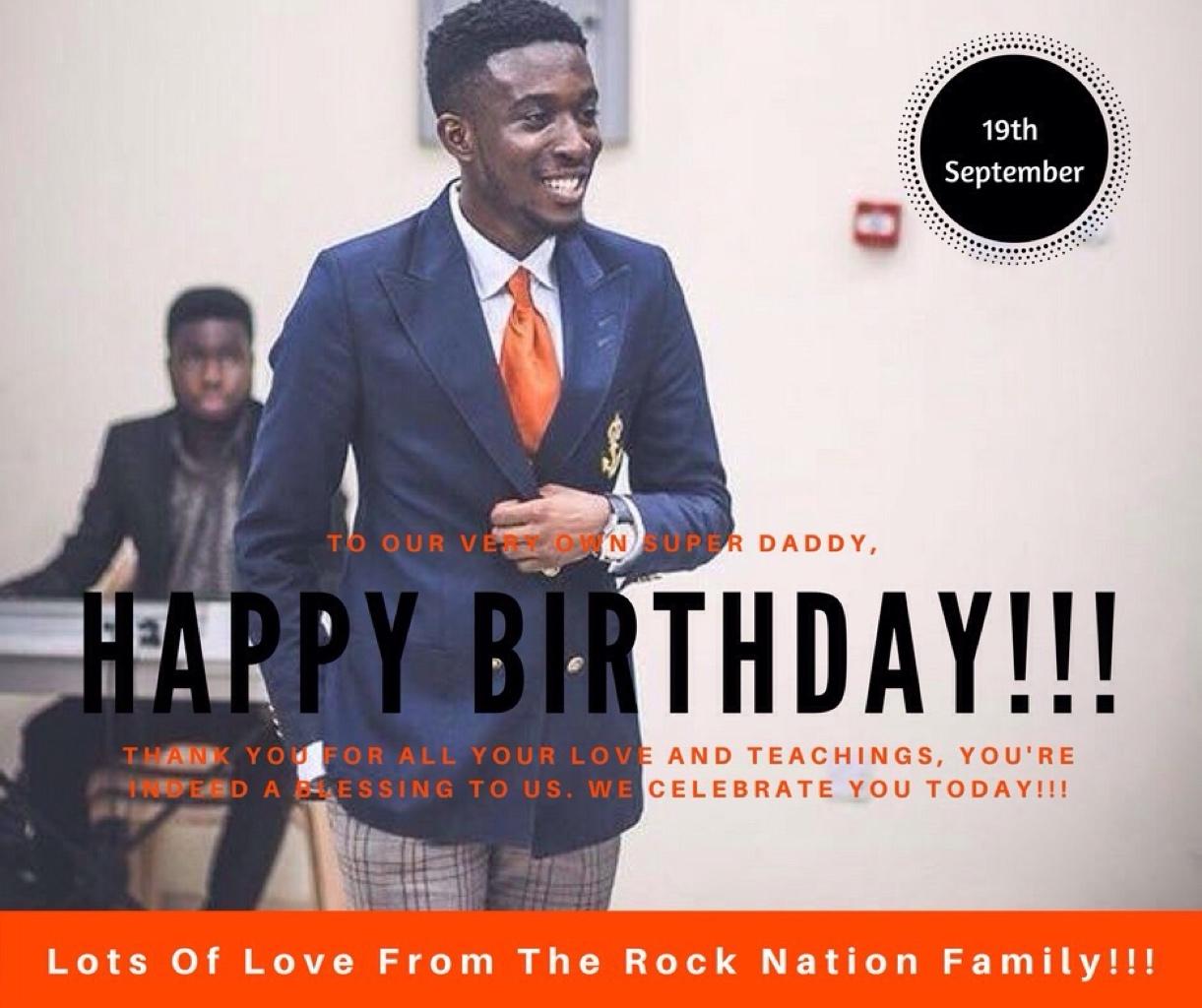 Happy Birthday Sir @e-rock 🎊