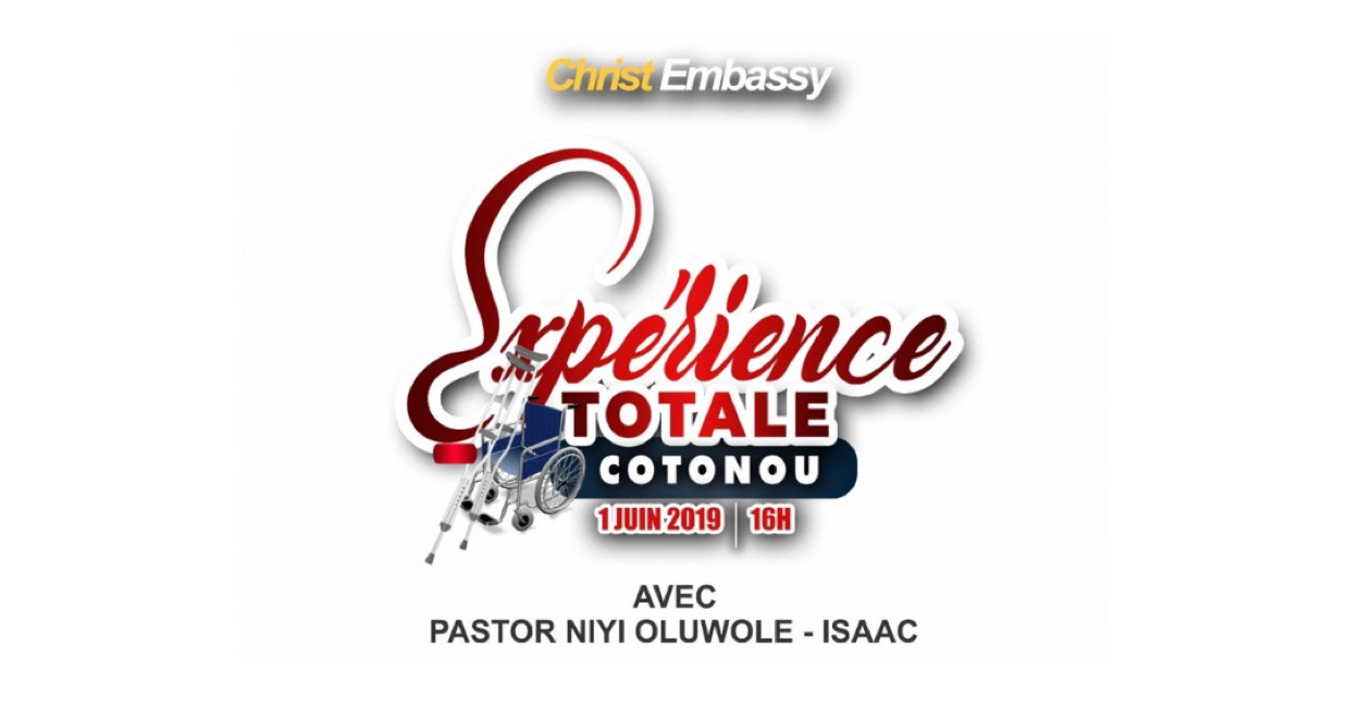 TOTAL EXPERIENCE COTONOU, 1st JUNE