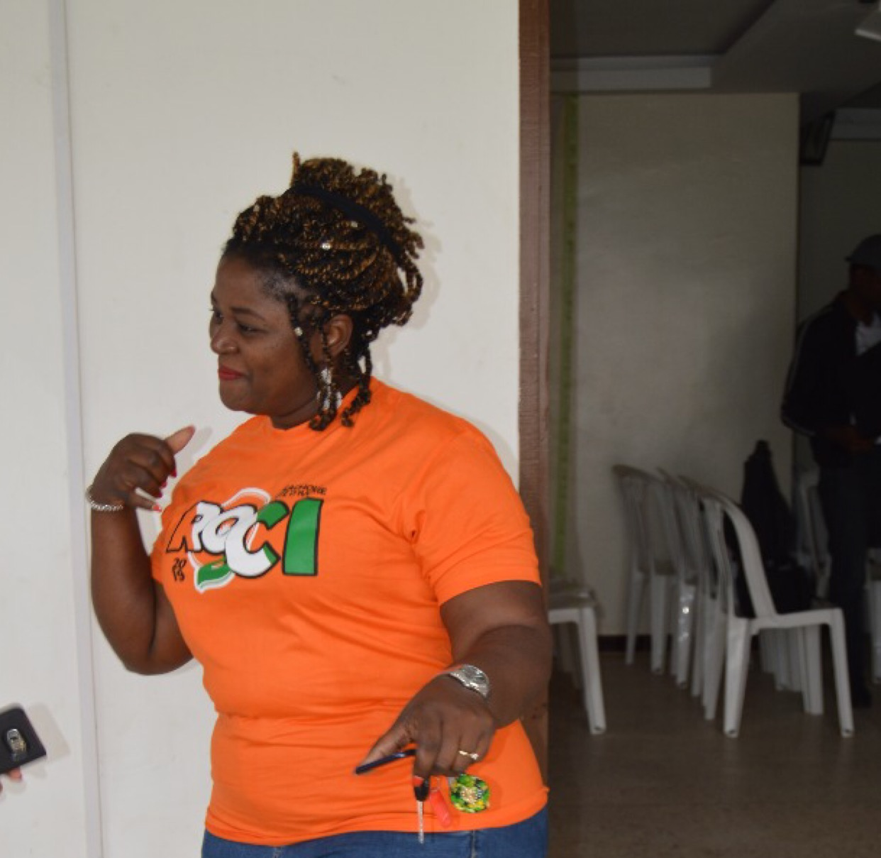 CELEBRATING COTE D'IVOIRE @ 59.