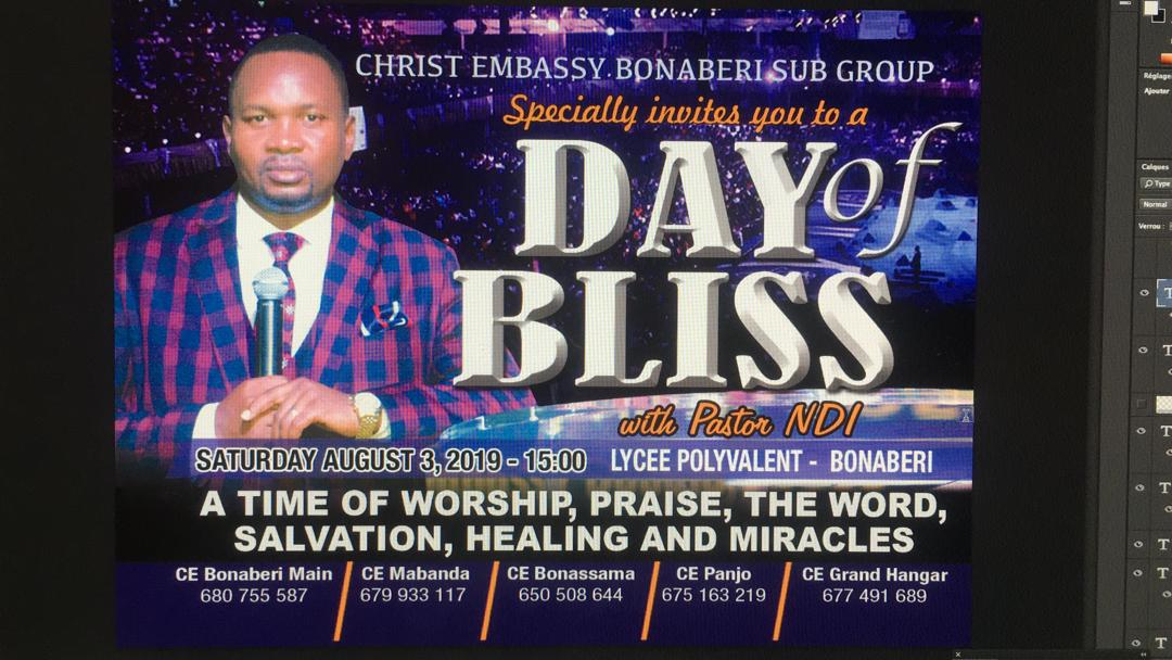 14Days to DAY OF BLISS