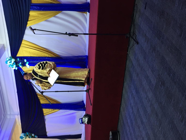 Pastor Nelson address all in