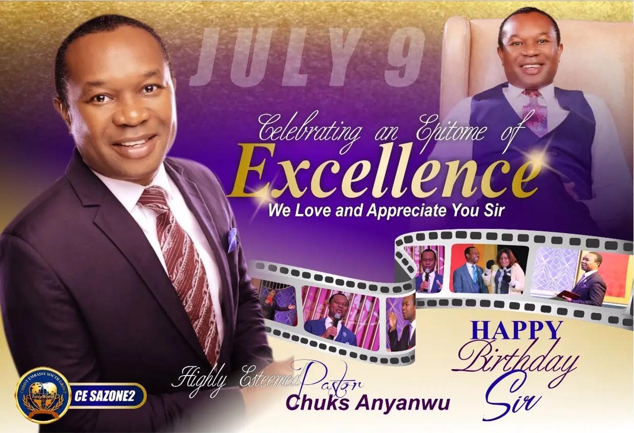Today I'm celebrating my extraordinary