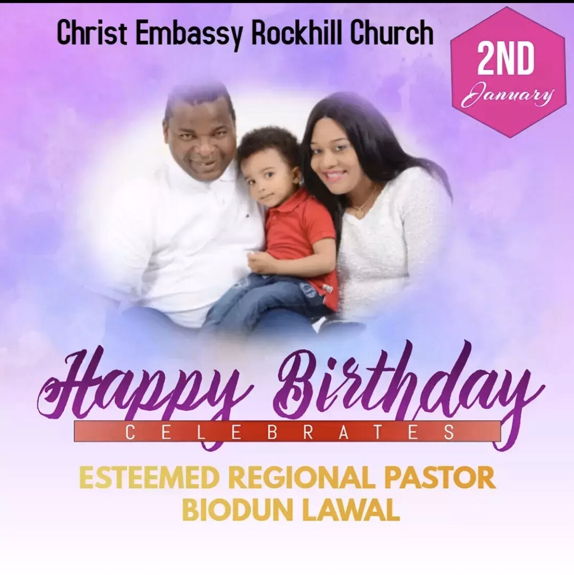 Happy Birthday Day to our