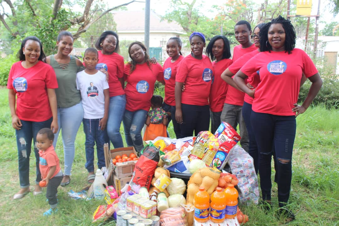 INTERNATIONAL DAY OF SERVICE IN