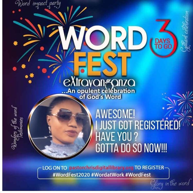 #wordfest #wordfest2020 #cephzone3 I just