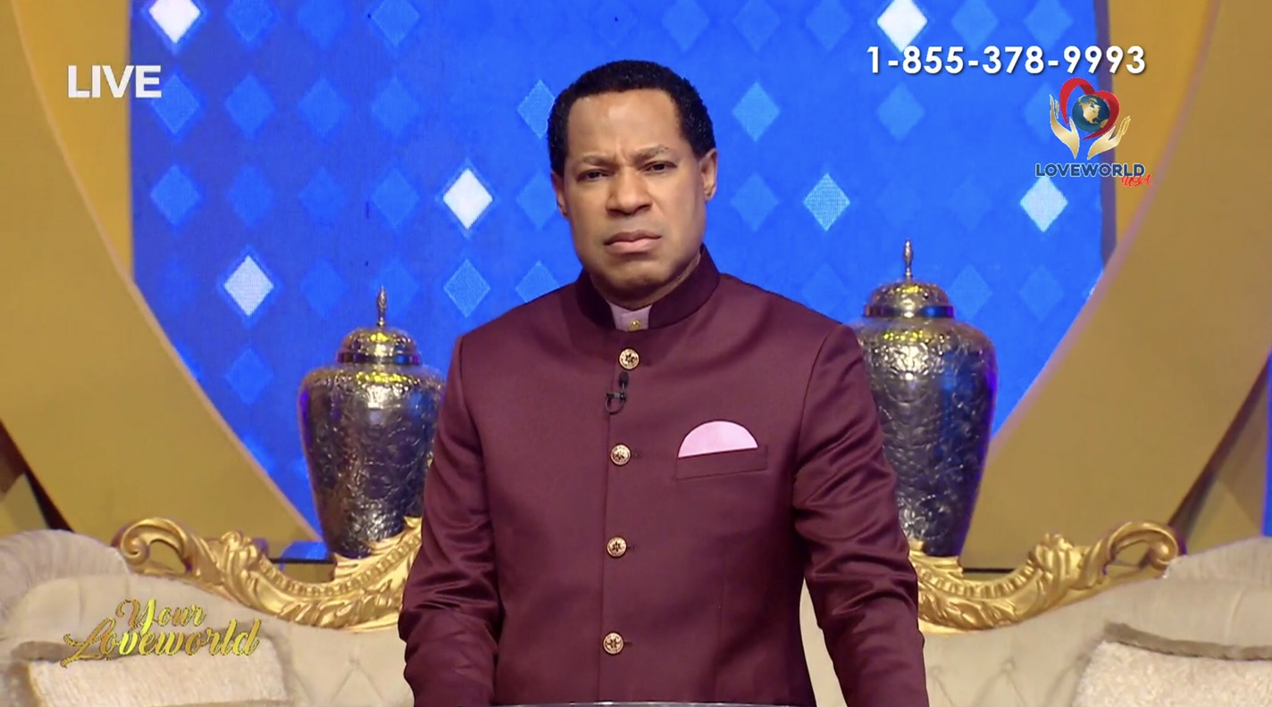 Pastor Chris addresses African Leaders