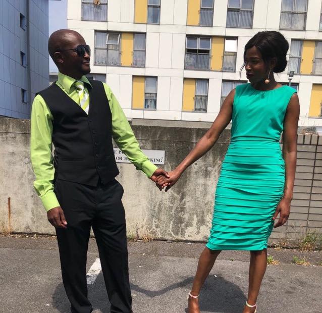 Happy 12th wedding anniversary to