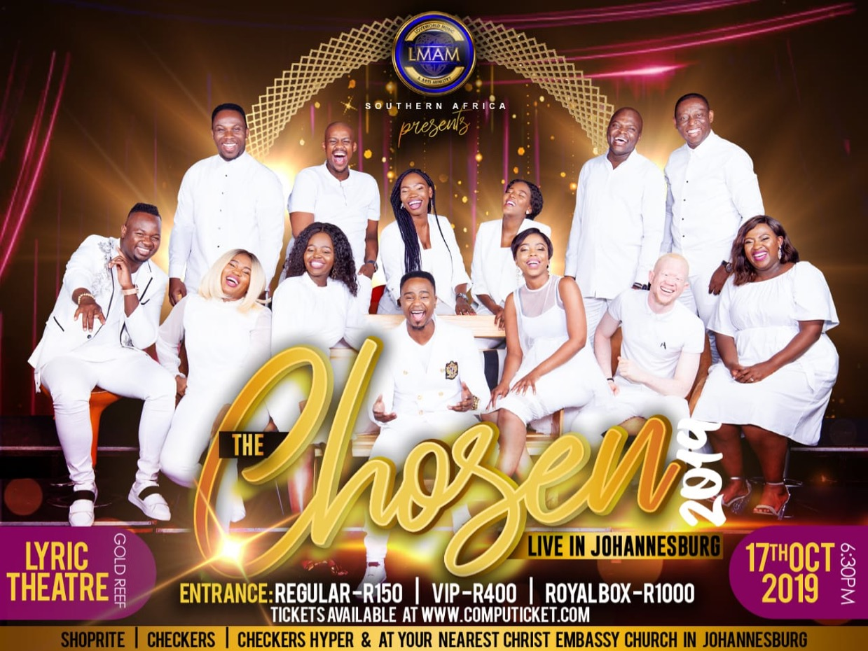 The Chosen Live in Concert