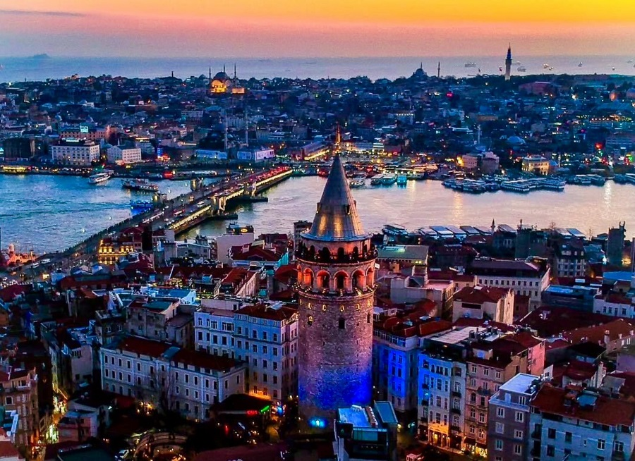 Fly from Abuja-Istanbul return, from