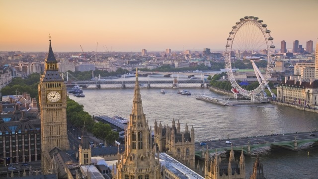 Fly From Lagos-London return, from
