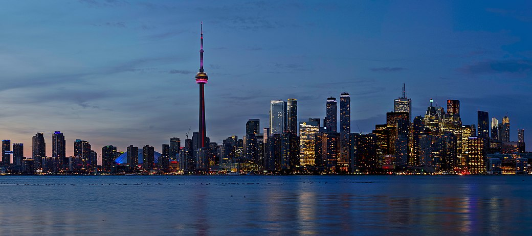 Fly from Lagos-Toronto return, from