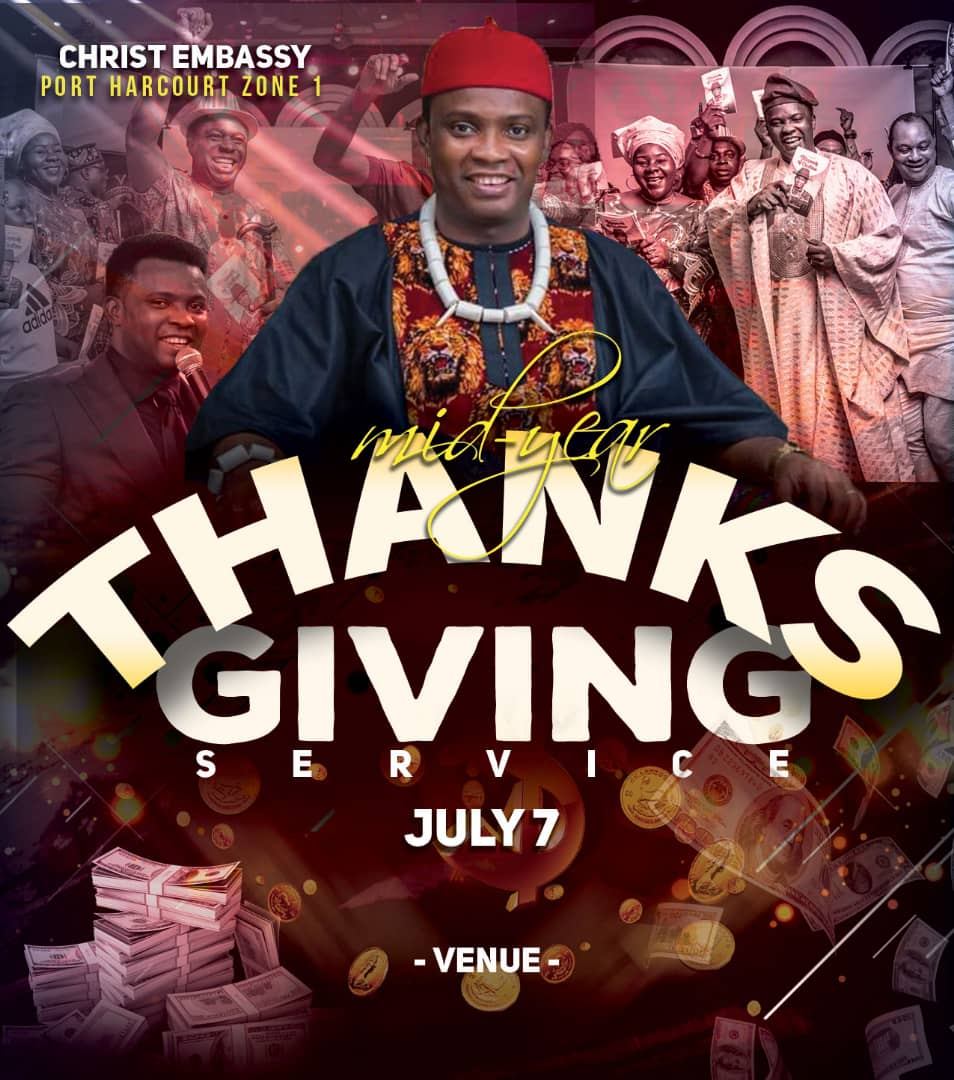 Audacity Pictures, Thanksgiving Service Oyigbo