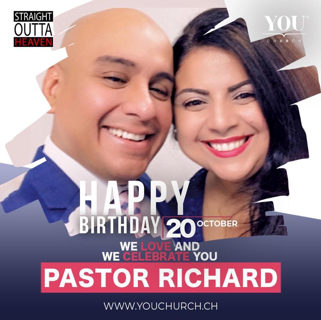 Happy blessed Birthday dear Pastor