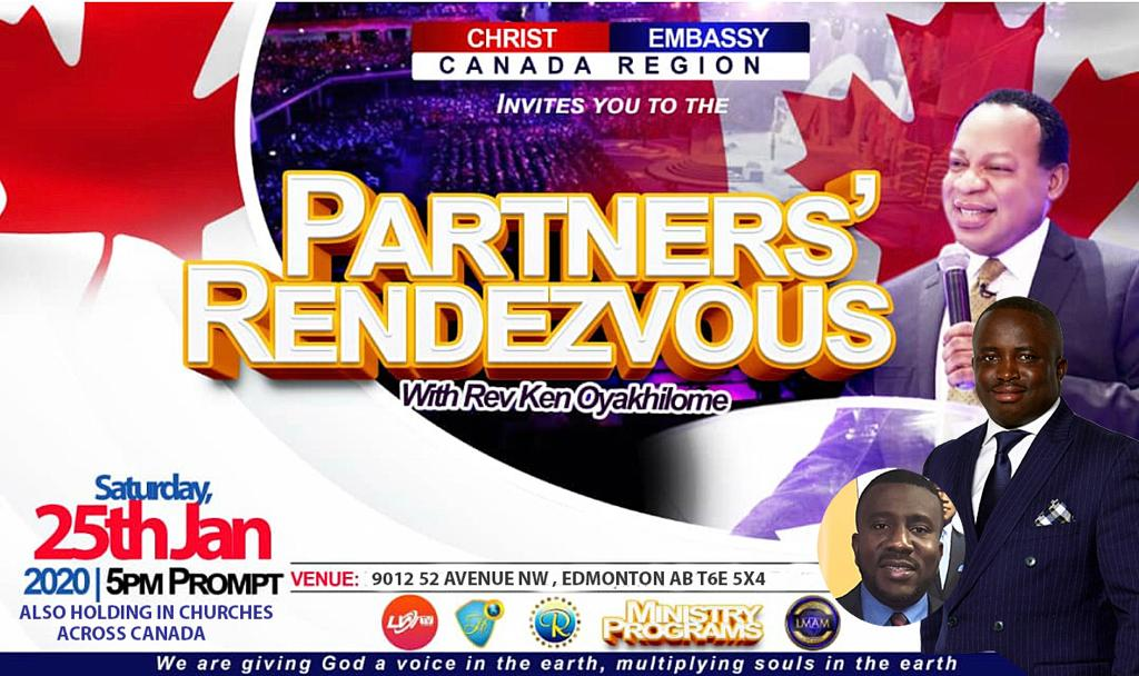 Gloryyy! #partnersrendezvous