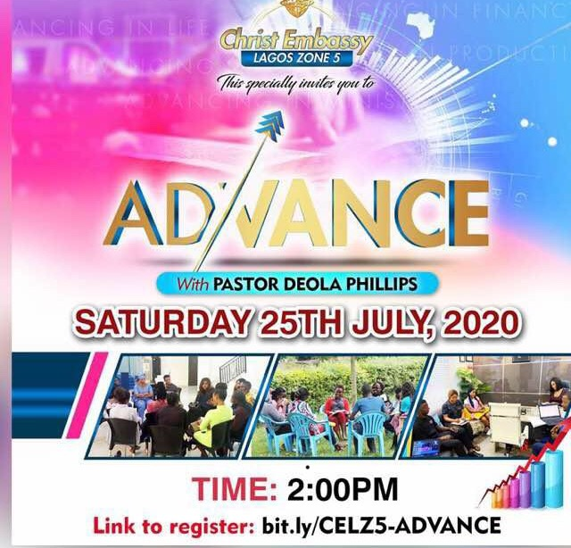 Wow!!🙌🏽 ADVANCE Zonal Convention with