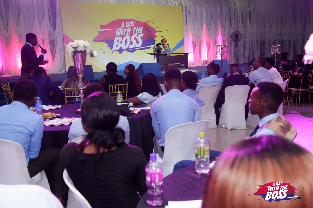 #ADaywiththeBoss #OCEO Your coming to