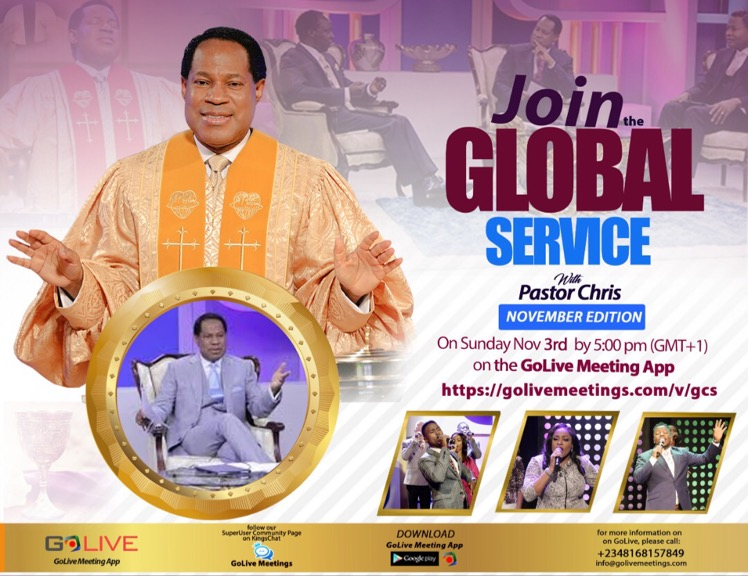 Connect live to the Global