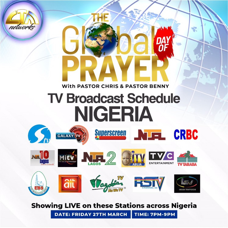The Global Day of Prayer
