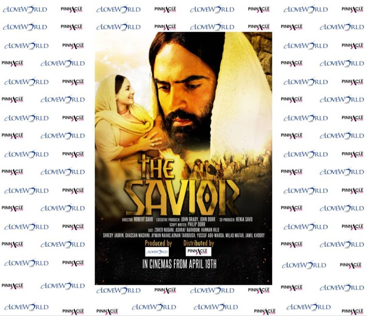 Spend the Easter with #thesaviormovie