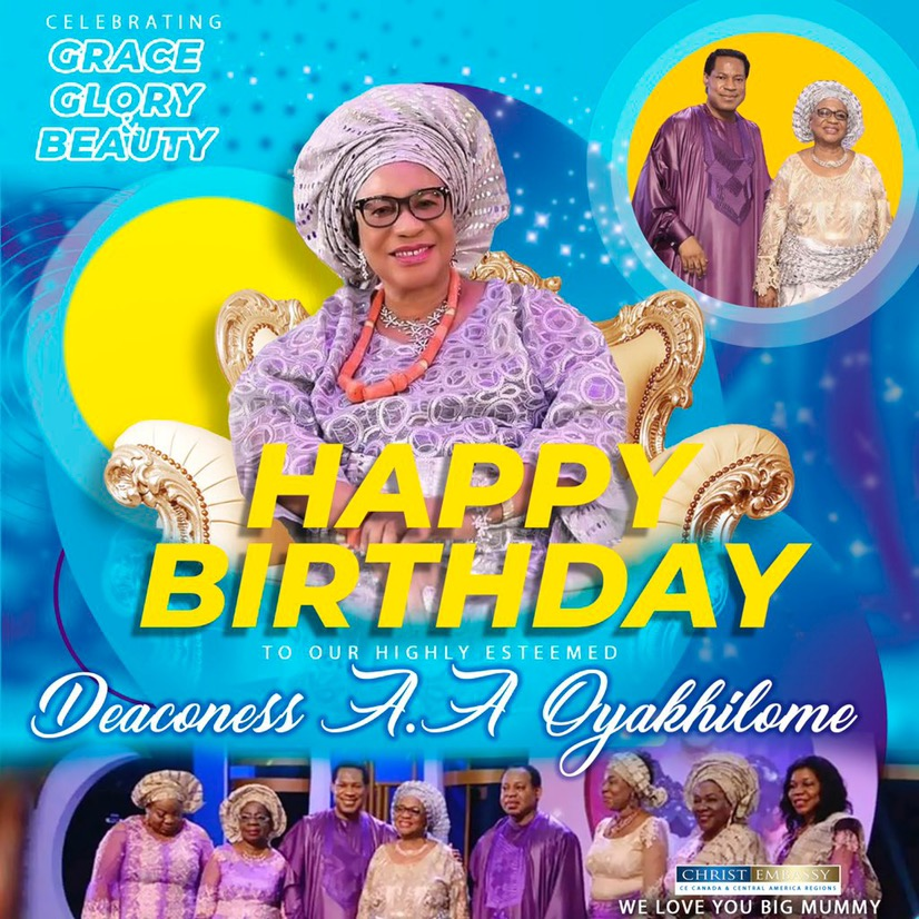 Happy glorious birthday 2 an
