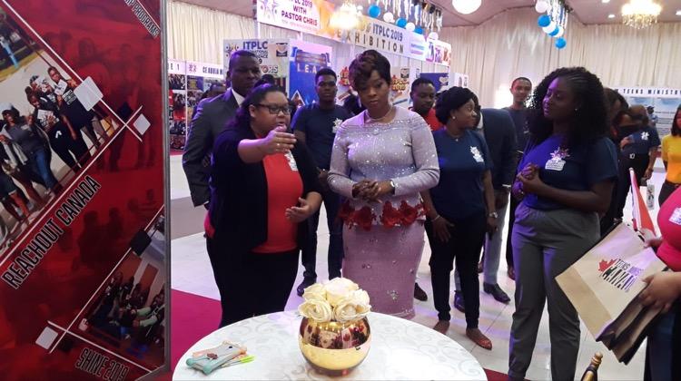 The Highly Esteemed Pastor Yemisi