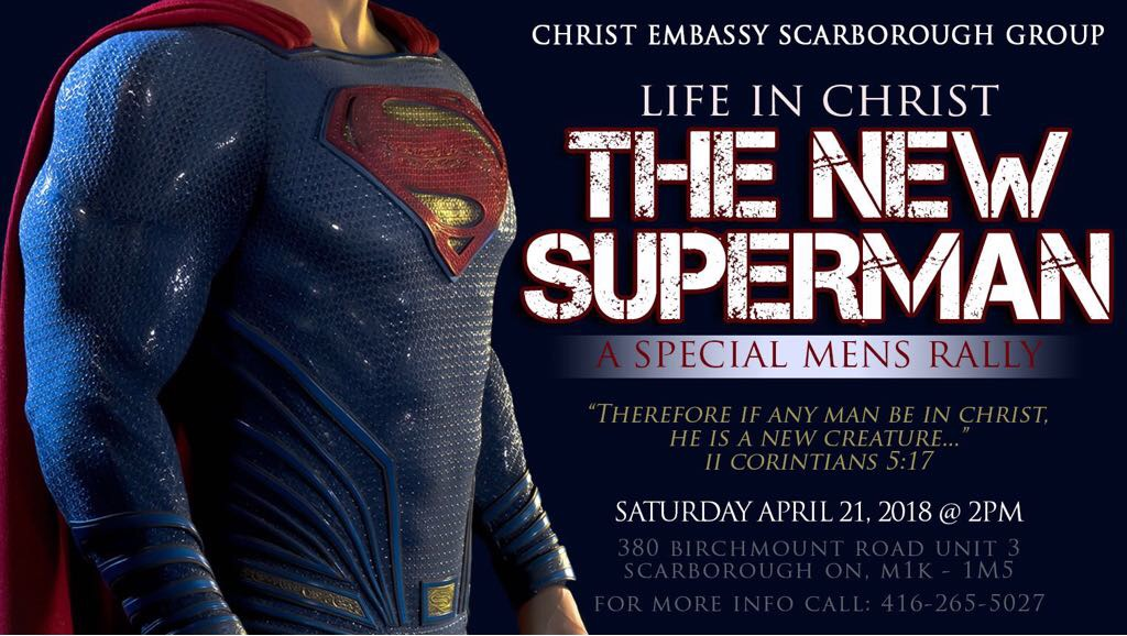 #CEScarb is inviting all men