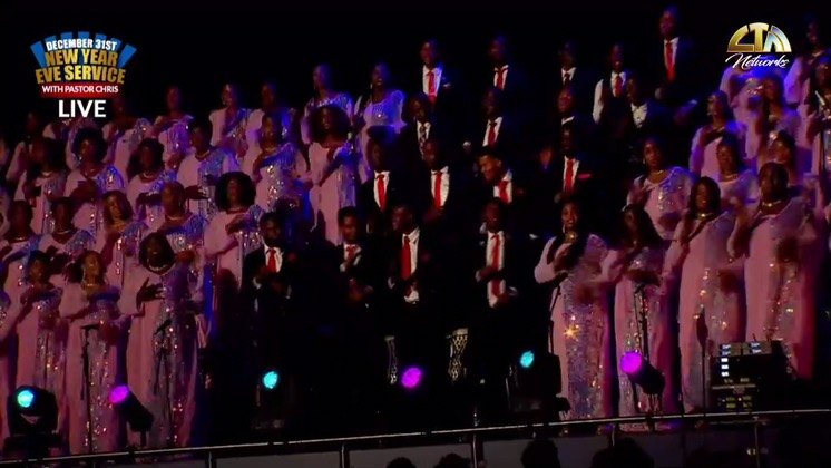LOVEWORLD ALL STARS MINISTERING Watch