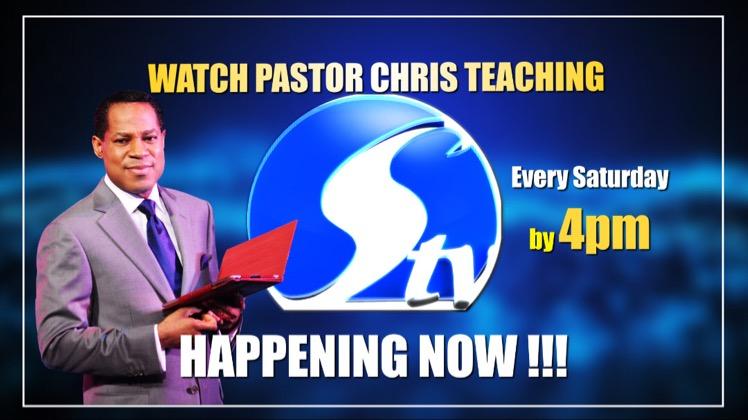 BREAKING NEWS - PASTOR CHRIS