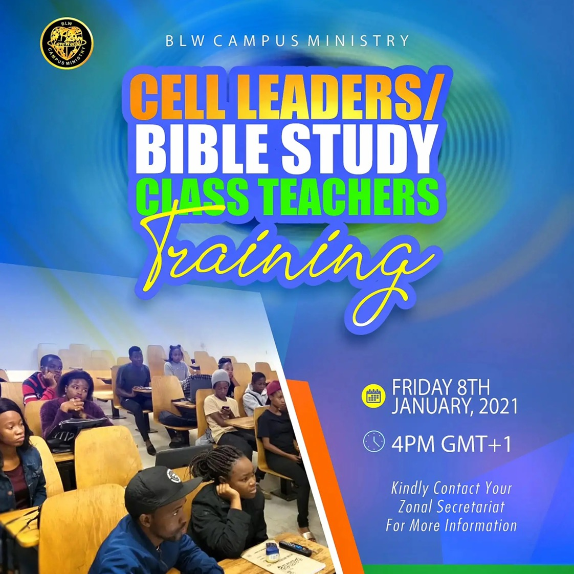 Cell Leaders Training and Bible