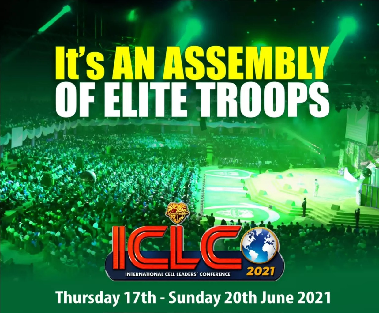 💫ICLC 2021 is here💫 ✍️