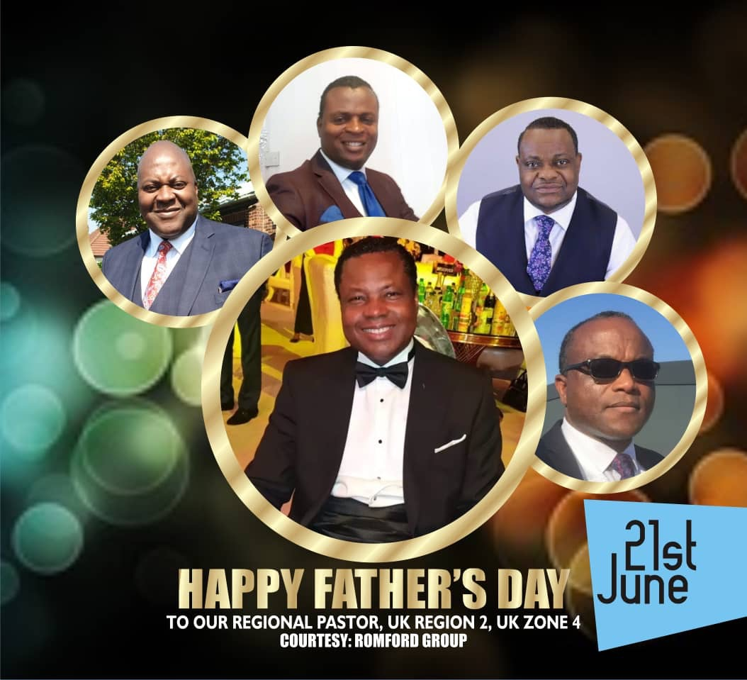 Happy Father's Day to our