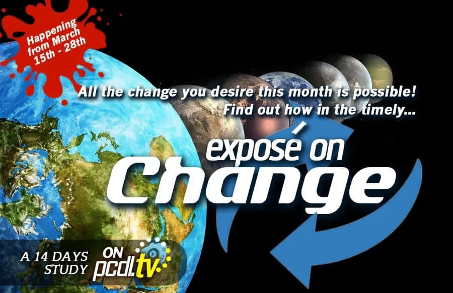 💥EXPOSÉ ON CHANGE Day 11💥