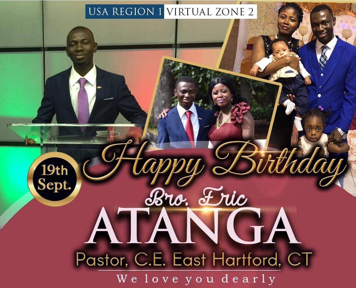 Happy Birthday Pastor!!! #CEHartford