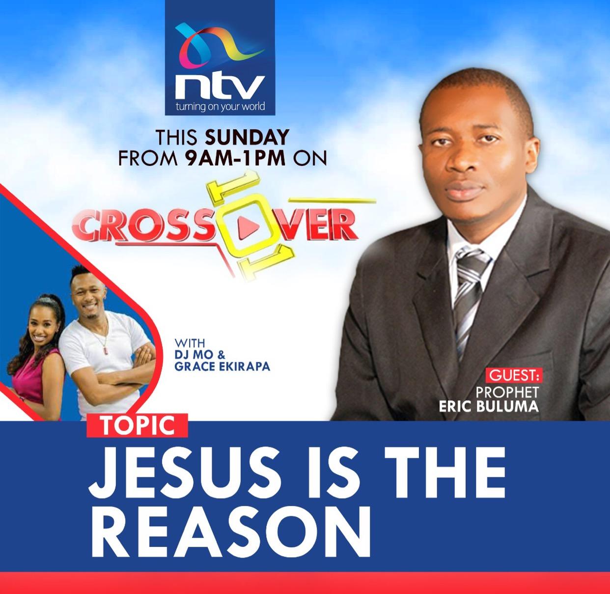 *#ProphecyOfTheDay.* Jesus is the reason
