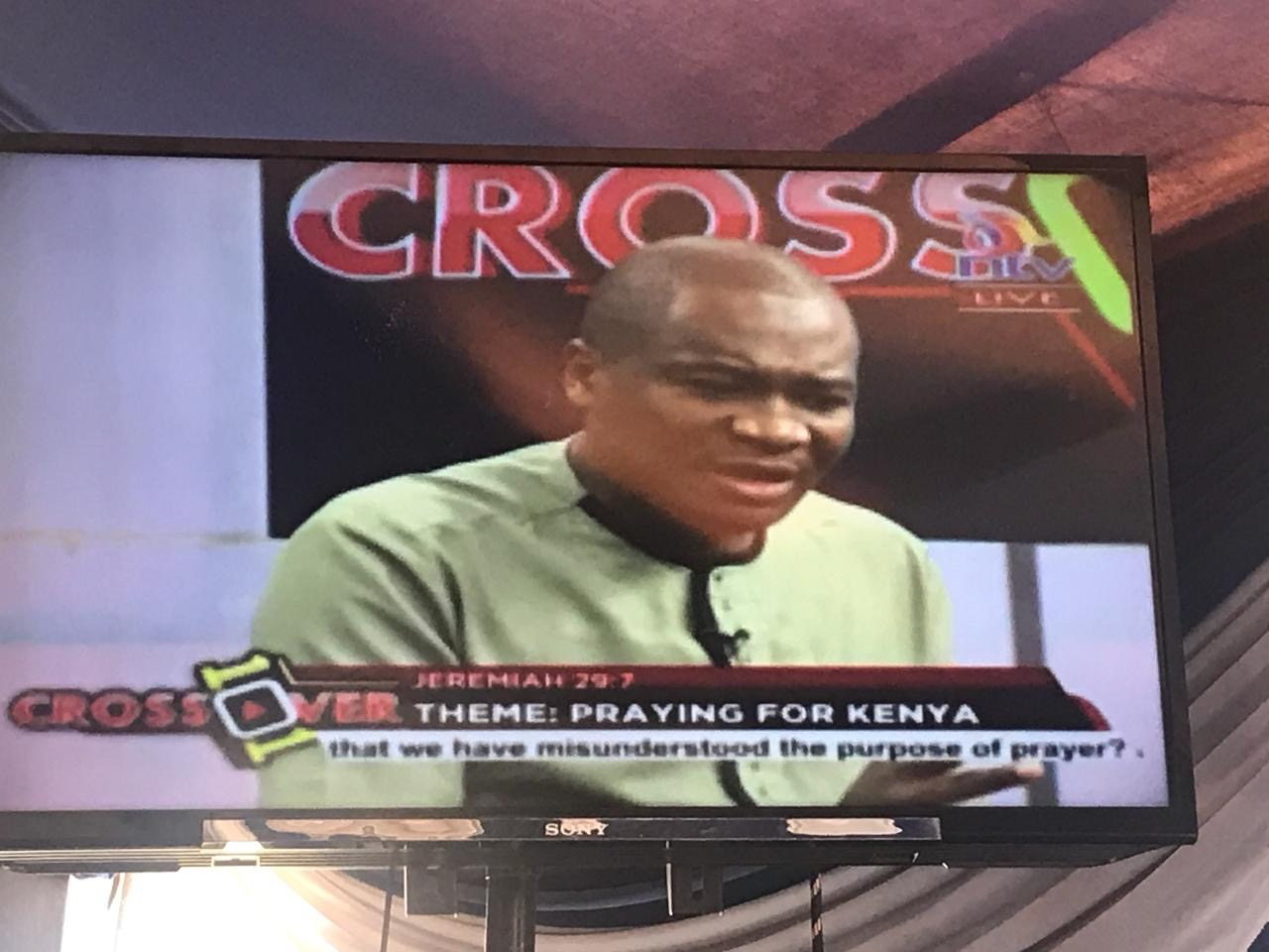 **#Grateful Today On Ntv #CrossOver101