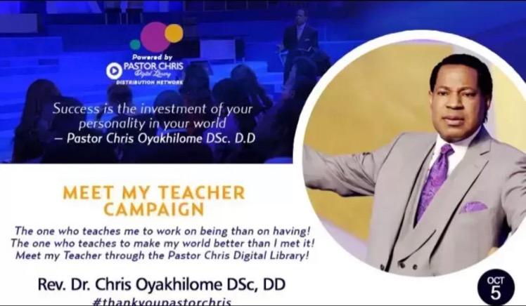 Wow! Wow! My father, teacher