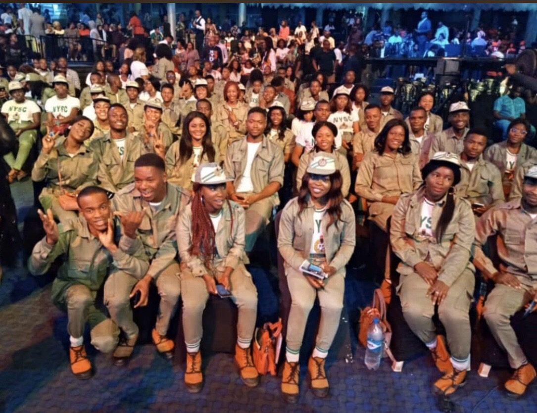 Corpers Loveworld Leaders live @